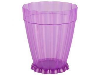 Горшок для орхидеи ''Фантастика'' 1,5л фиолетовый