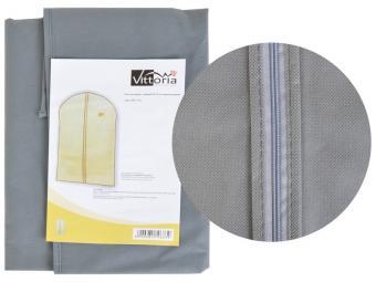 Чехол для одежды 60*137см (нетканный материал)