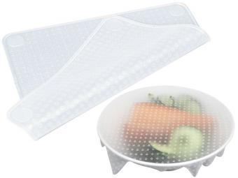 Крышка силиконовая 10см для хранения продуктов