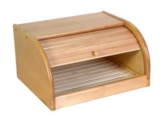 Хлебница с решеткой деревянная