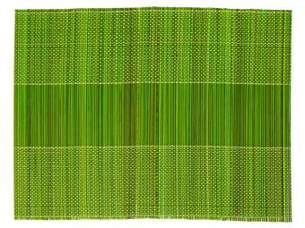 Салфетка бамбук зеленая 37*28см