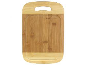 Доска раздел бамбук 200*300*12мм №1
