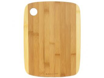 Доска раздел бамбук 305*230*10мм №11