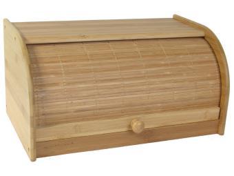 Хлебница бамбук 38,5*23*19,5см №1