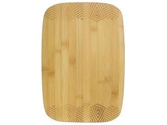 Доска разделочная бамбук 300*200*10мм №25