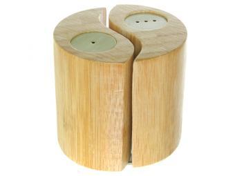 Набор для специй 2пр бамбук 7*7см №4