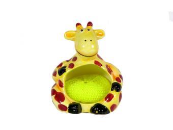 Контейнер для кухонной мочалки Милый жирафик