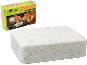Брикет соляной 14,5*10,5*5см 1300г для бани и сауны ''Банные штучки''