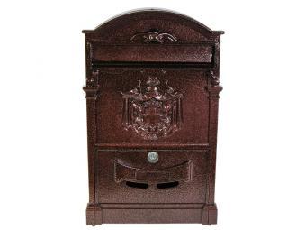Ящик почтовый №4010 медь